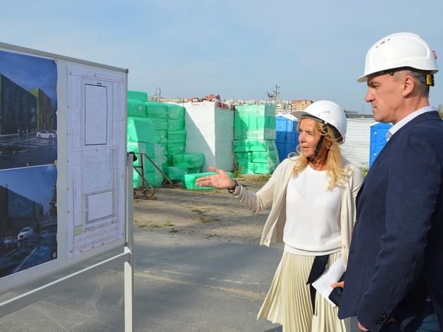 Город построит дорогу к гигантскому фитнес-центру на востоке Тюмени