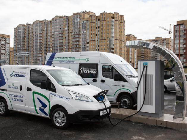 В Тюменской области резко выросло число электромобилей. Топ-3 самых популярных марок