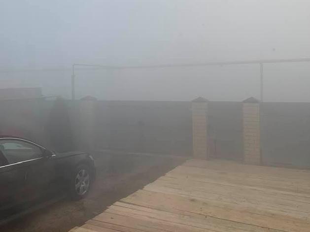 Тюмень затянуло дымом от горящих в Свердловской области торфяников